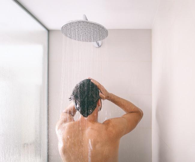 تاثیر حمام گرم قبل از خواب