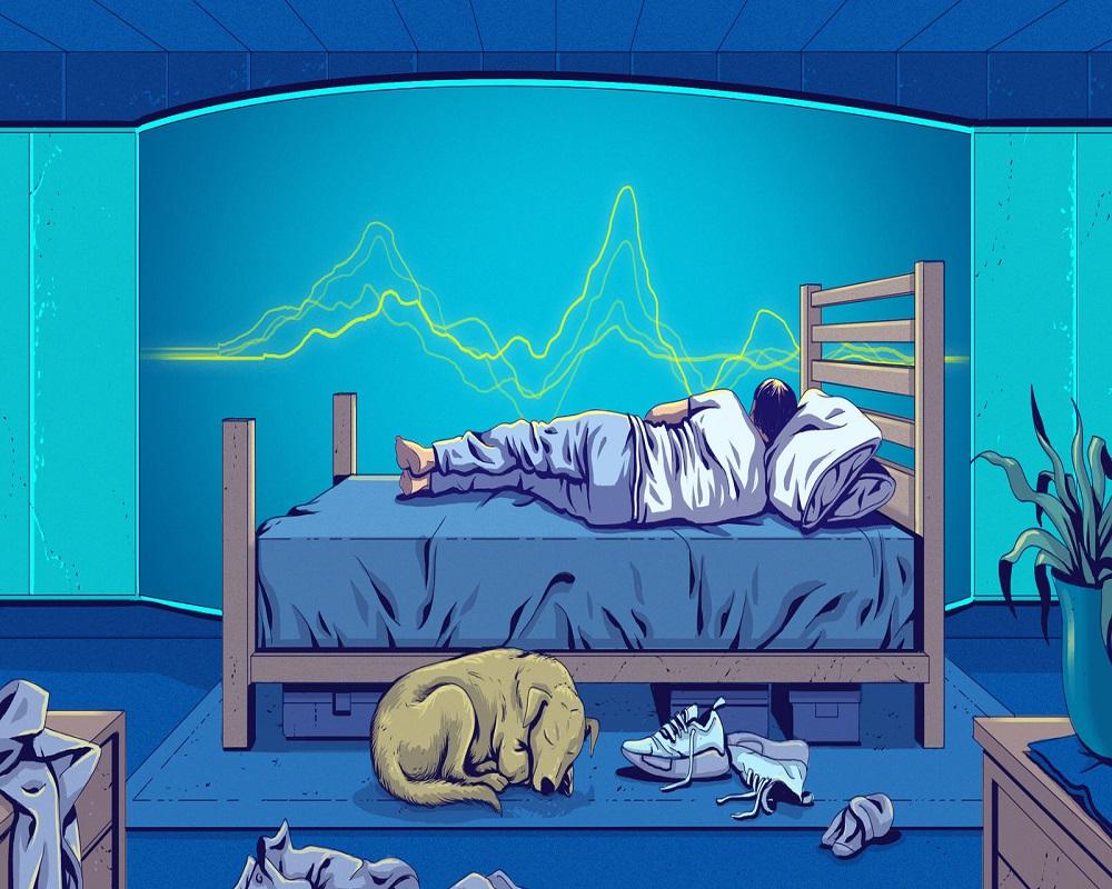 عادت های خواب