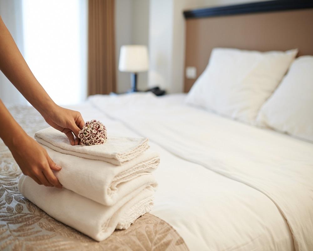 4 نکته برای تمیز نگه داشتن اتاق خواب