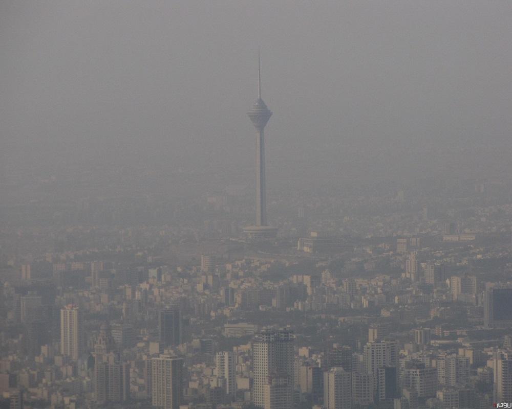 آلودگی هوا و کاهش کارایی خواب
