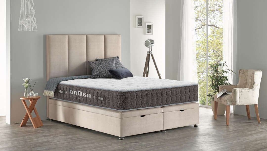 چگونه اتاق خواب بزرگتر جلوه کند