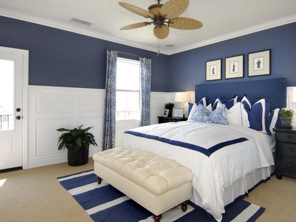 رنگهای مناسب برای اتاق خواب برای خواب